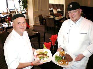 Park inn telford chefs